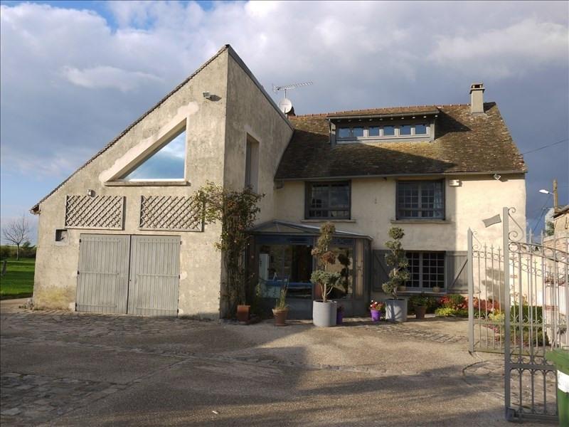 Sale house / villa Orvilliers 405000€ - Picture 4