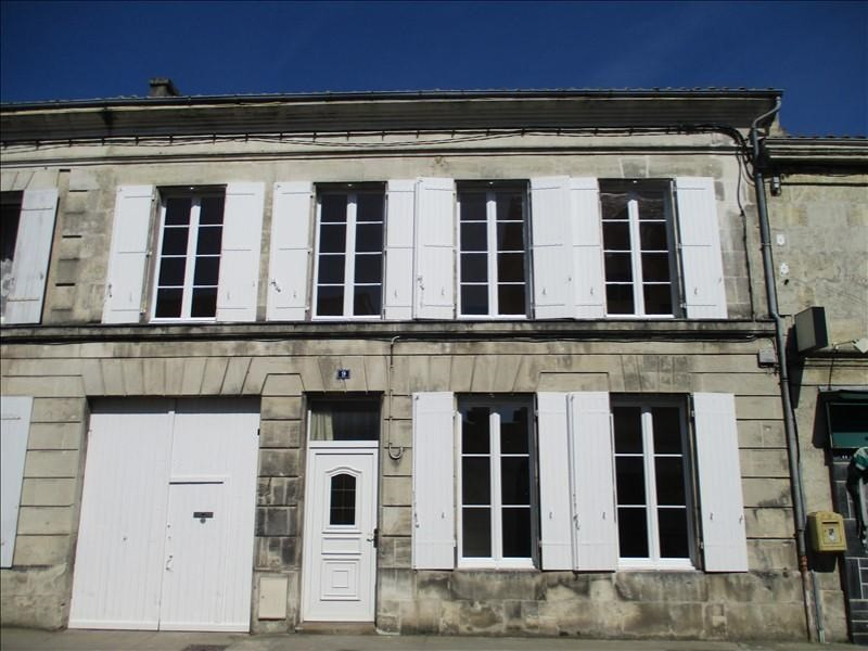 Rental house / villa St jean d angely 647€ CC - Picture 1