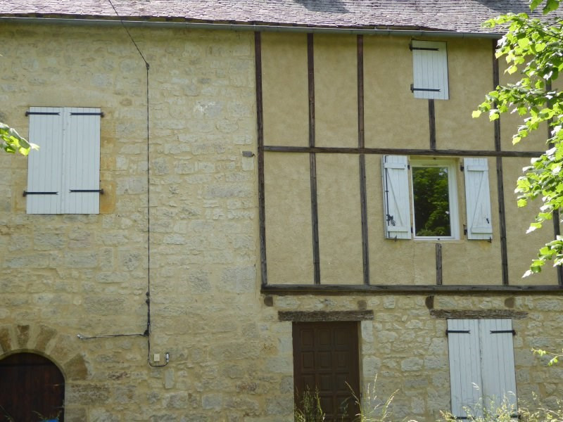 Sale house / villa Terrasson lavilledieu 145000€ - Picture 2