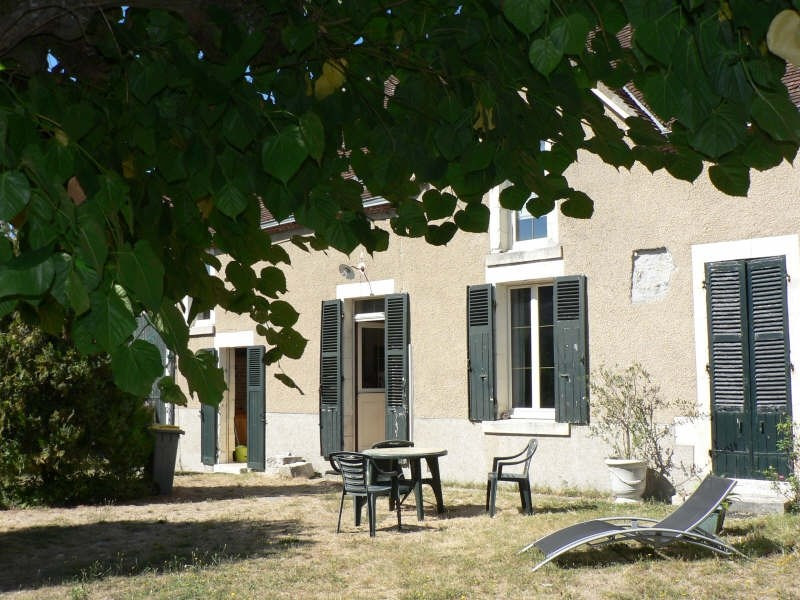 Vente maison / villa Chabris 190800€ - Photo 1