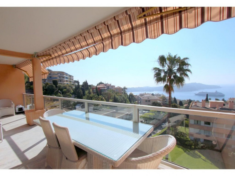 Vente de prestige appartement Villefranche-sur-mer 950 000€ - Photo 1