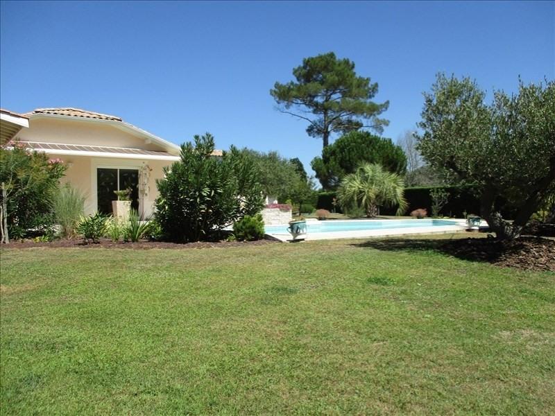 Deluxe sale house / villa St paul en born 446800€ - Picture 2