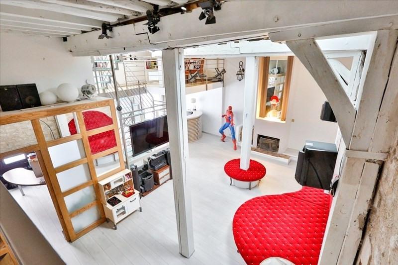 Vente de prestige appartement Paris 3ème 1495000€ - Photo 6