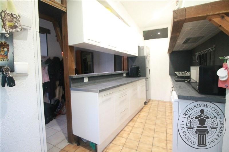 Sale house / villa Sainville 170000€ - Picture 4
