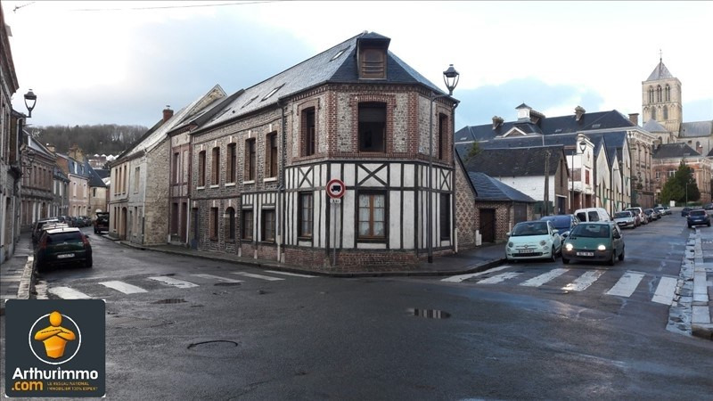 Investment property building Fecamp 246100€ - Picture 1