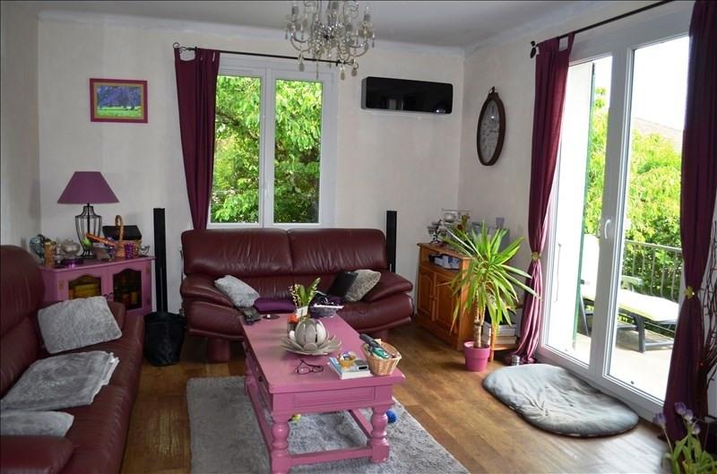 Sale house / villa Beaurepaire 225000€ - Picture 2