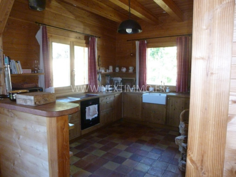 Vente maison / villa Valdeblore 520 000€ - Photo 2