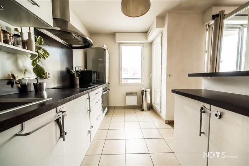 Sale apartment Suresnes 455000€ - Picture 4