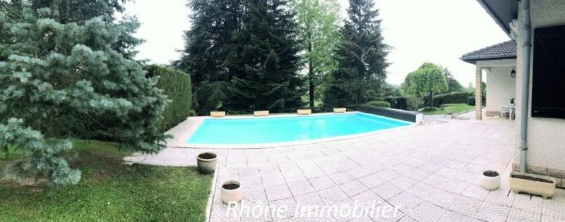 Vente maison / villa Saint chef 330000€ - Photo 2