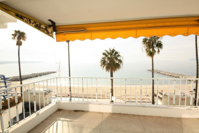 Sale apartment Juan les pins 595 000€ - Picture 1