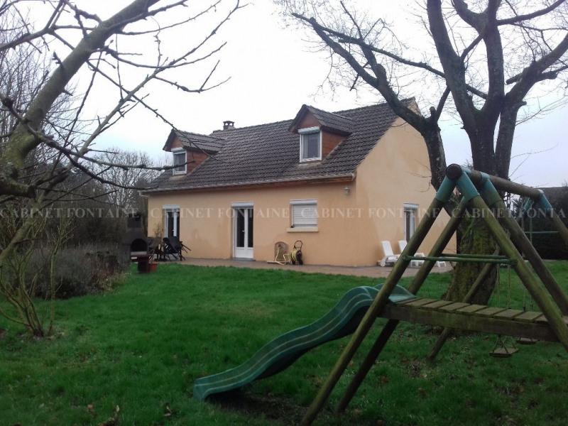 Vente maison / villa Crevecoeur le grand 193000€ - Photo 1