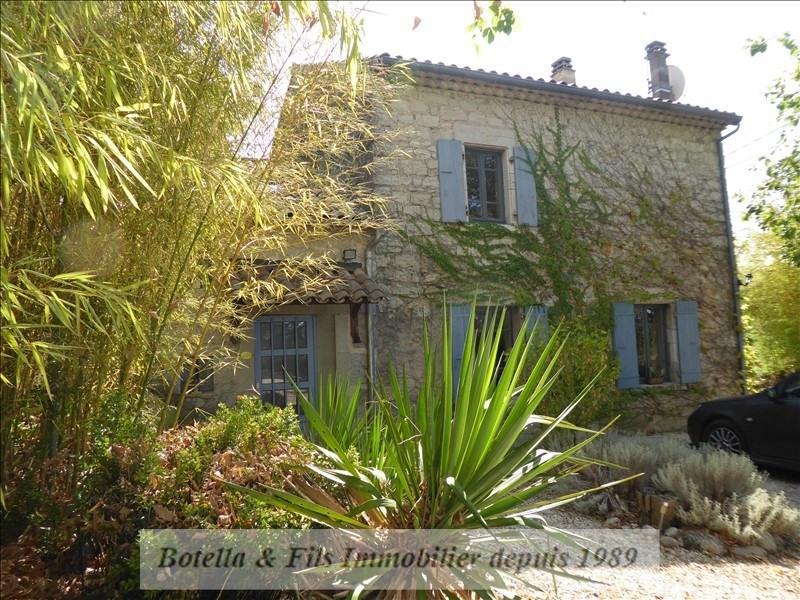 Verkoop  huis Ruoms 295000€ - Foto 1