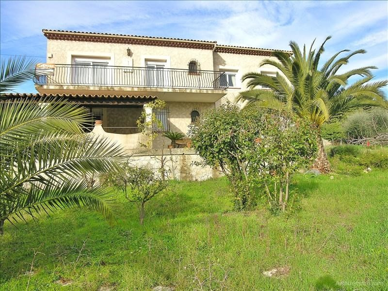 Deluxe sale house / villa Vallauris 690 000€ - Picture 3