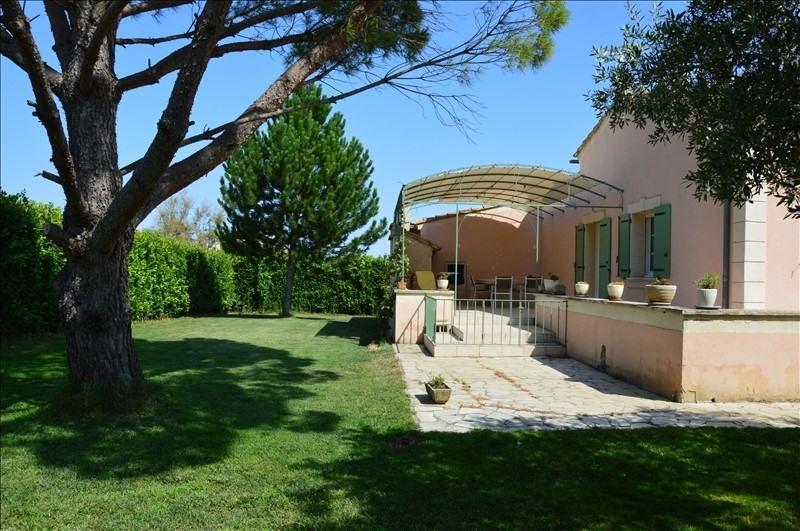 Vente maison / villa Pernes les fontaines 479000€ - Photo 8
