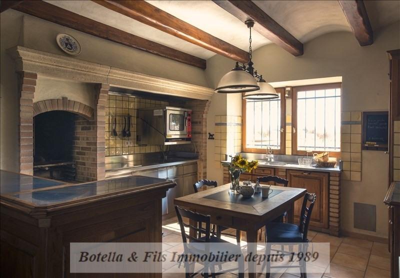 Vente de prestige maison / villa Barjac 765000€ - Photo 7