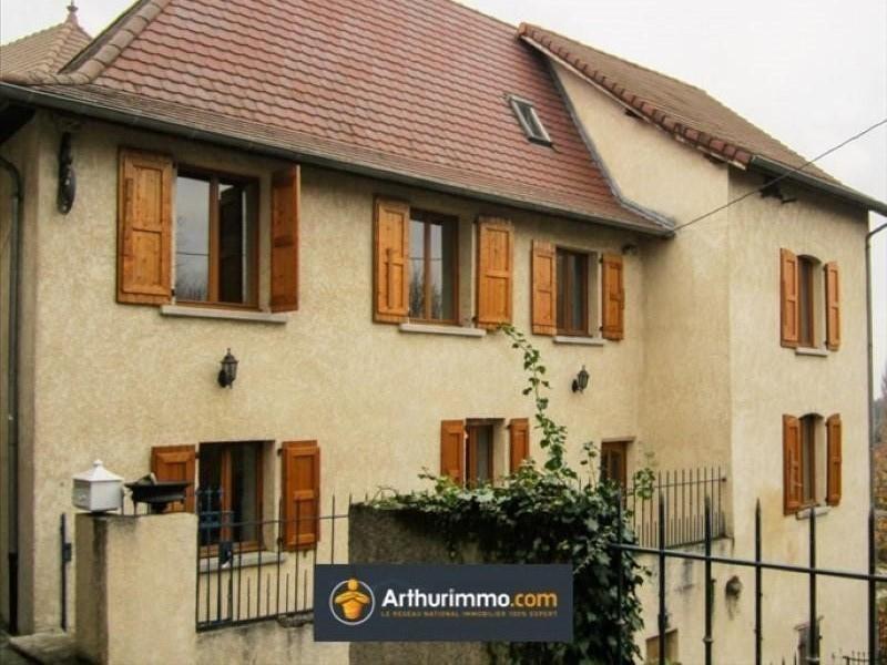 Vente maison / villa Corbelin 158000€ - Photo 1