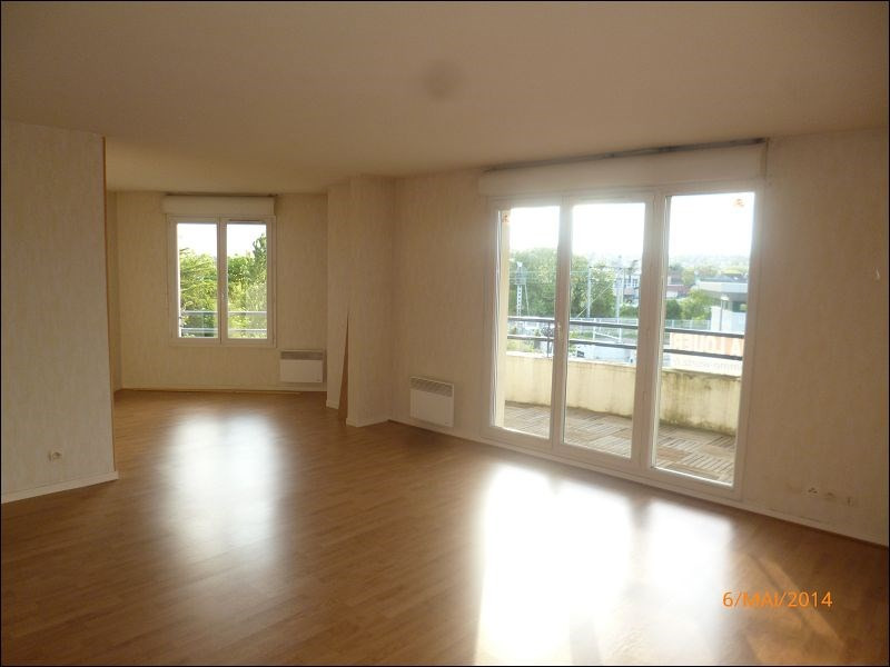 Rental apartment Viry chatillon 776€ CC - Picture 2