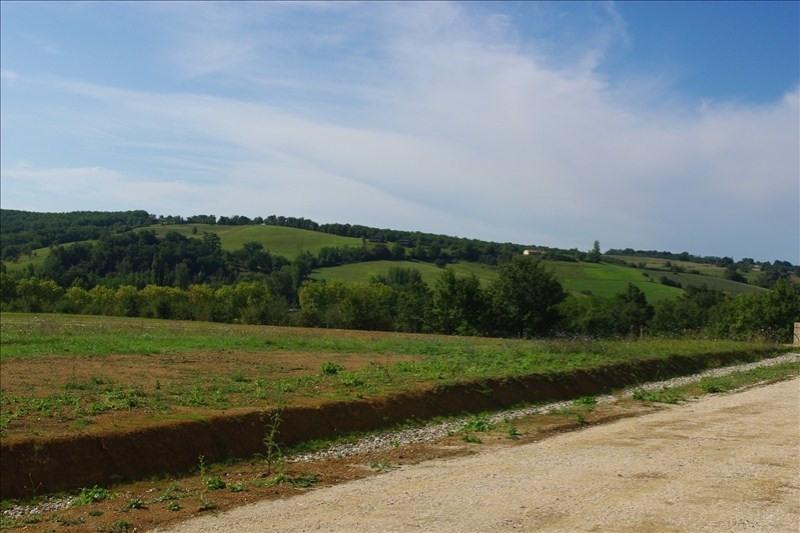 Vente terrain Monclar de quercy 49000€ - Photo 2