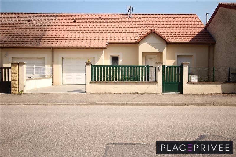 Rental house / villa Nancy 1260€ CC - Picture 1