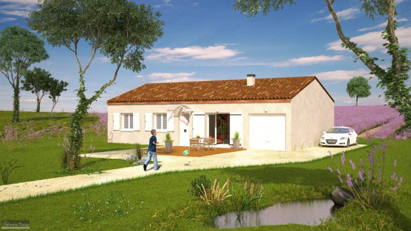 """Modèle de maison  """"Modèle de maison 2 pièces"""" à partir de 3 pièces Pyrénées-Orientales par MARCOU HABITAT"""