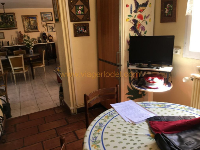 Life annuity house / villa Les angles 70000€ - Picture 5