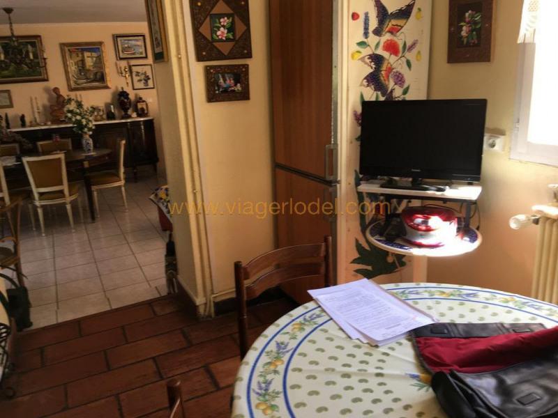 Lijfrente  huis Les angles 70000€ - Foto 5