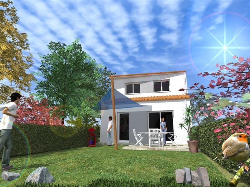 Maison  4 pièces + Terrain 174 m² Nantes (44000) par ESPACE HABITAT