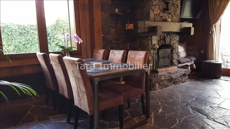 Deluxe sale apartment Les houches 795000€ - Picture 5