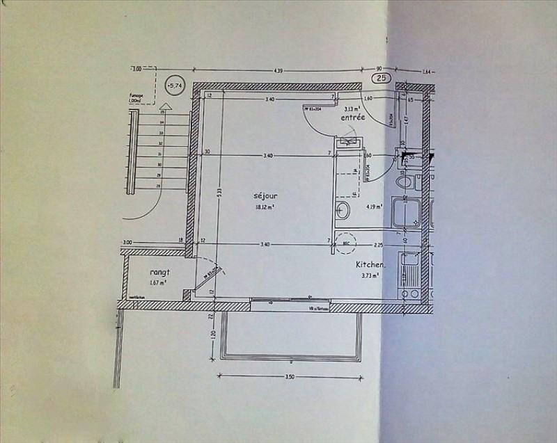 Vente appartement St nazaire 69000€ - Photo 4