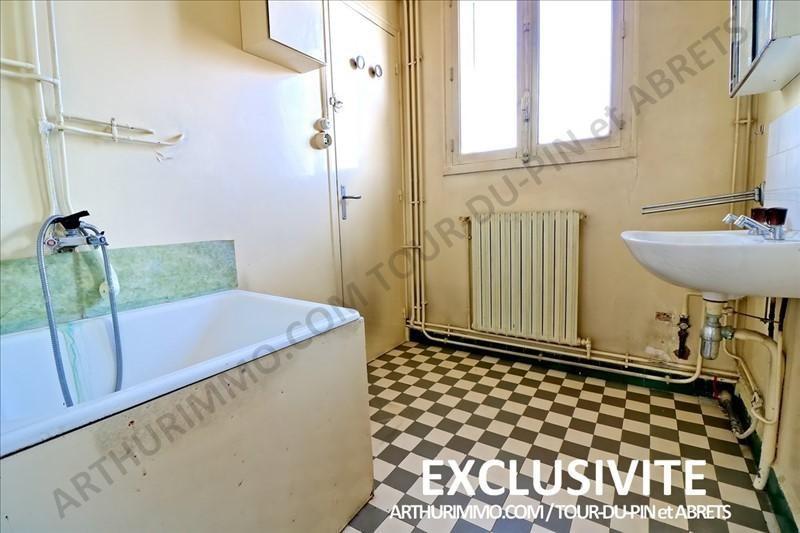 Vente maison / villa La tour du pin 119000€ - Photo 8