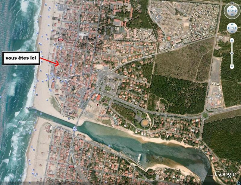 Vacation rental apartment Mimizan plage 350€ - Picture 11