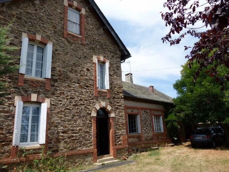 Vendita casa Tanus 170000€ - Fotografia 15