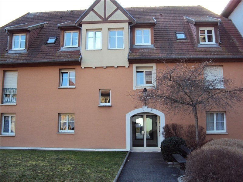 Sale apartment Riedisheim 213 000€ - Picture 1