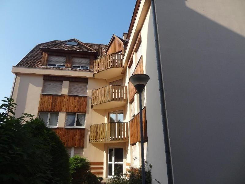 Vermietung wohnung Strasbourg 730€ CC - Fotografie 1