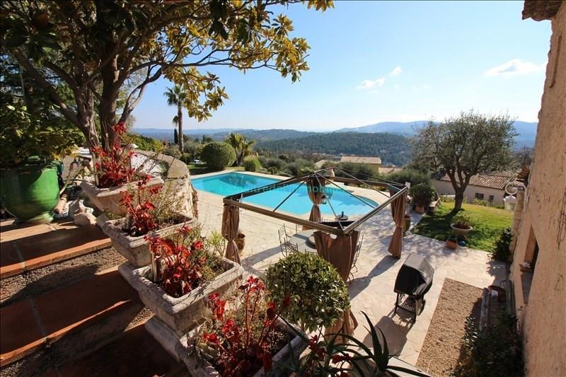 Vente de prestige maison / villa Le tignet 799000€ - Photo 1