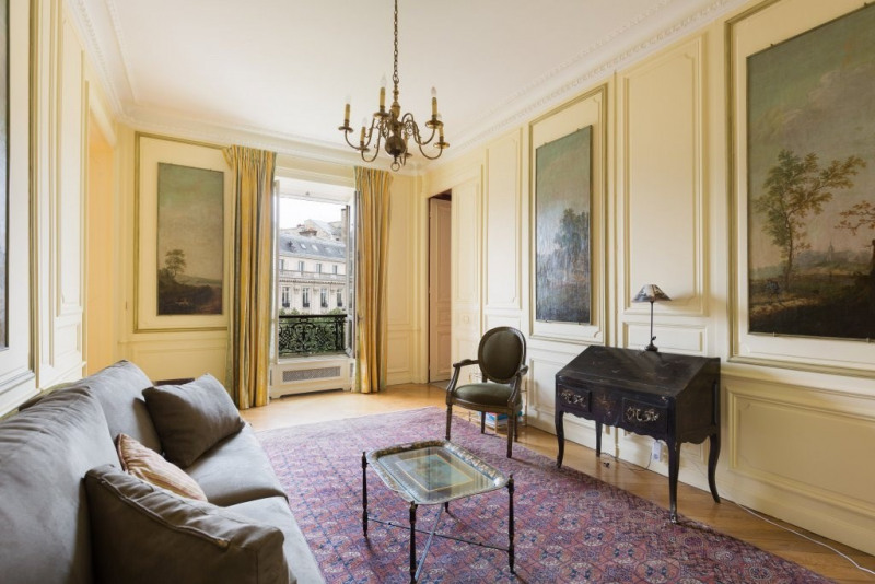 Revenda residencial de prestígio apartamento Paris 16ème 3300000€ - Fotografia 6
