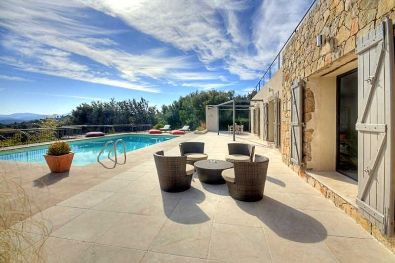 Vente de prestige maison / villa Montauroux 1339000€ - Photo 3