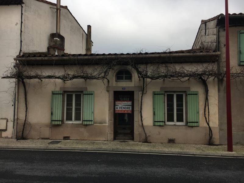 Vente maison / villa Bout du pont de larn 45000€ - Photo 1