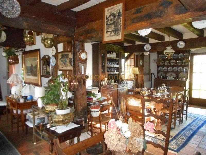 Vendita nell' vitalizio di vita casa Martainville 190800€ - Fotografia 7