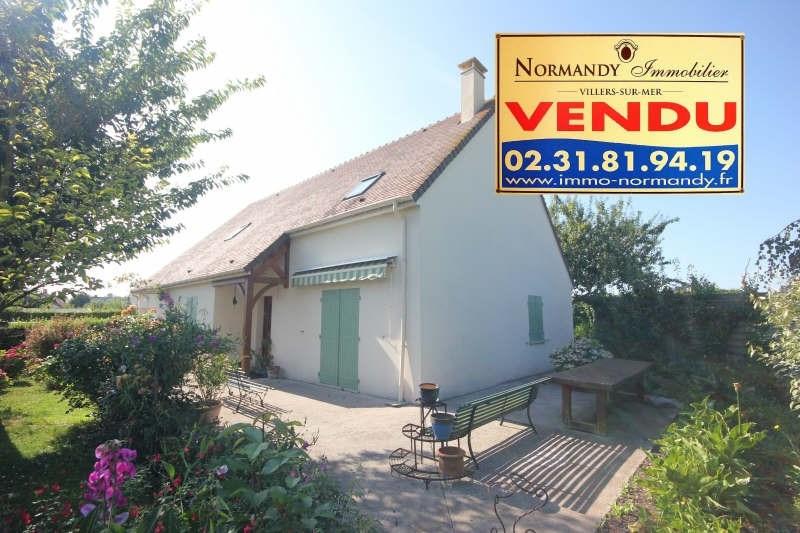 Sale house / villa Villers sur mer 349800€ - Picture 1