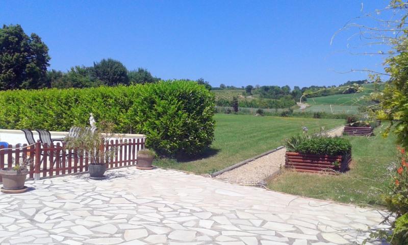 Vente maison / villa Marcillac lanville 224700€ - Photo 2