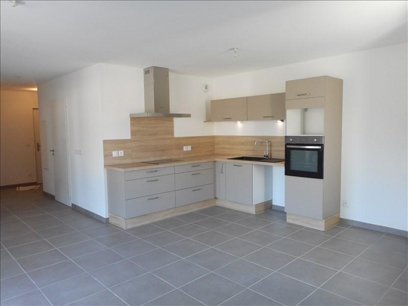Locação apartamento Voiron 650€ CC - Fotografia 1