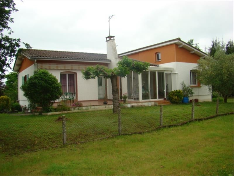 Vente maison / villa Montpon menesterol 209000€ - Photo 1