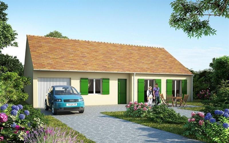 Maison  4 pièces + Terrain 1001 m² Chapelle du Bois des Faulx par MAISONS PIERRE