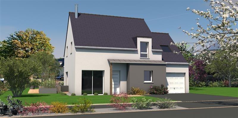 Maison  6 pièces + Terrain 292 m² Dingé par LES MAISONS RENNAISES