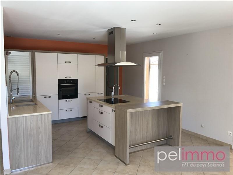Sale house / villa Pelissanne 530000€ - Picture 3