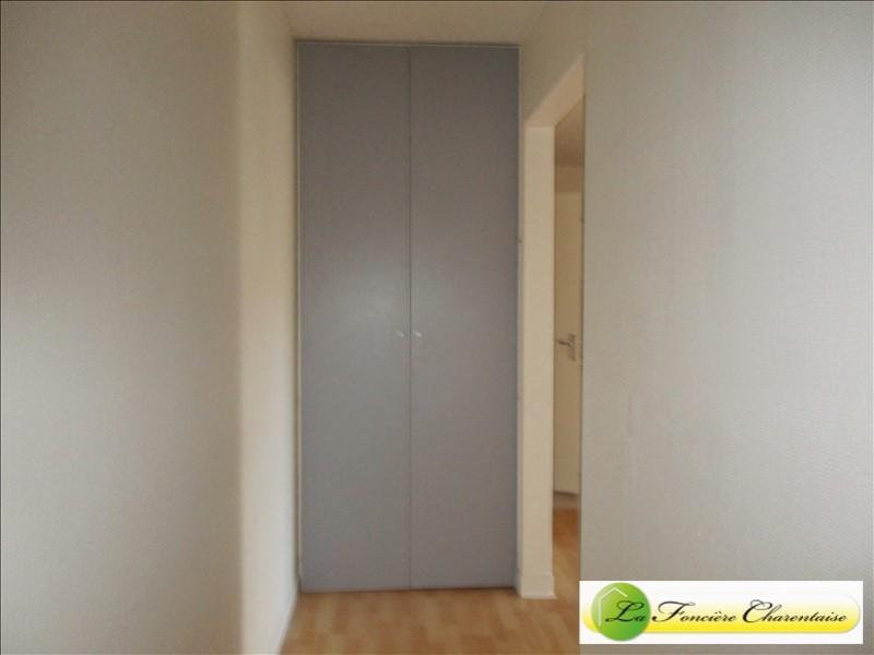 Rental apartment Angoulême 445€ CC - Picture 2