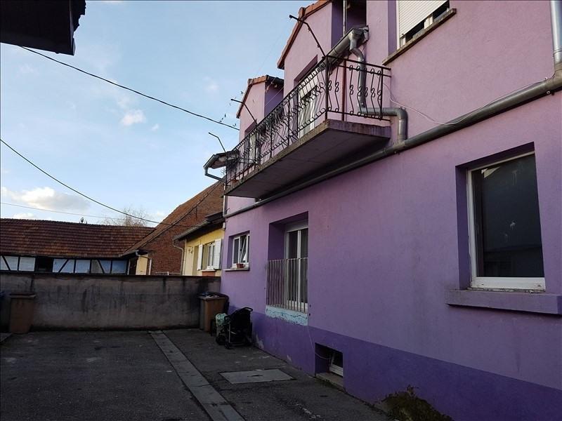 Produit d'investissement immeuble Wissembourg 229000€ - Photo 1