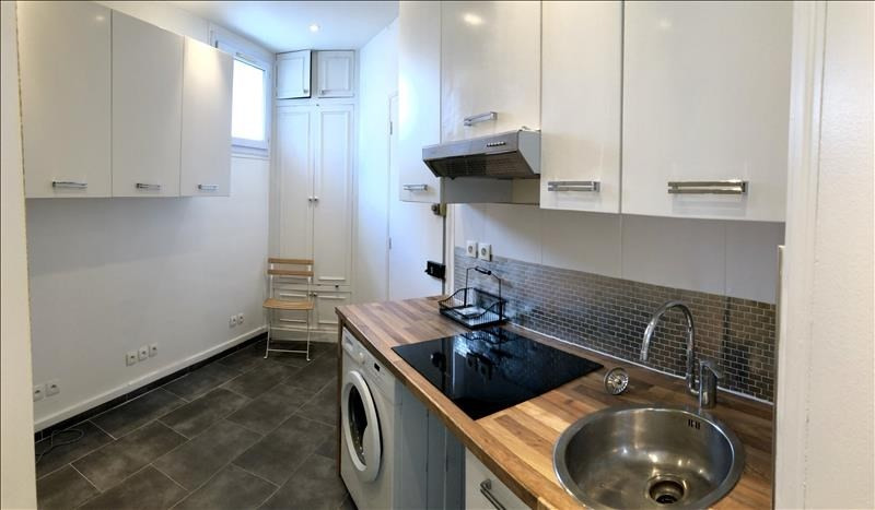 Location appartement Asnieres sur seine 790€ CC - Photo 2
