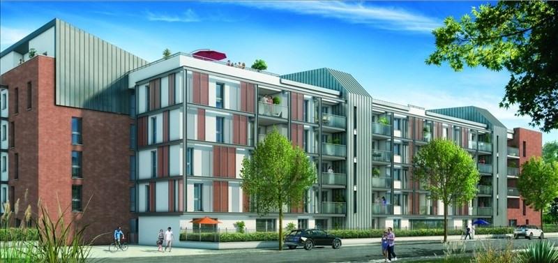 Vente appartement Toulouse 225000€ - Photo 7